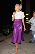 KARLIE KLOSS at Hanes x Karla Party in West Hollywood 08/03/2017