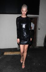KARLIE KLOSS at Her 25th Birthday Party in West Hollywood 08/03/2017
