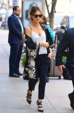 KATE BECKINSALE at Bed Bath & Beyond in New York 08/26/2017
