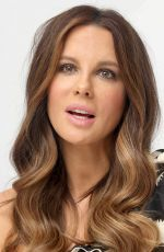 KATE BECKINSALE at The Only Living Boy in New York Photocall and Press Conference 08/03/2017