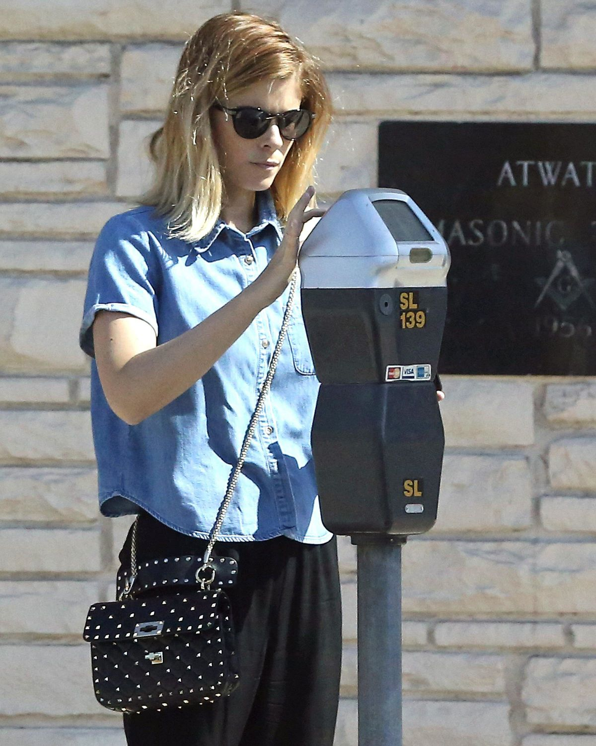 KATE MARA Out and About in Los Angeles 08/12/2017