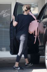 KATE MARA Out and About in West Hollywood 08/09/2017