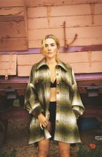 KATE WINSLET in Glamour Magazine, October 2017 Issue
