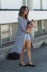 KATHARINE MCPHEE Out and About in Beverly Hills 08/22/2017