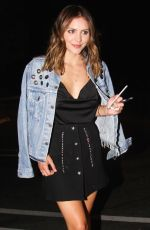 KATHARINE MCPHEE Out for Dinner in Los Angeles 08/12/2017