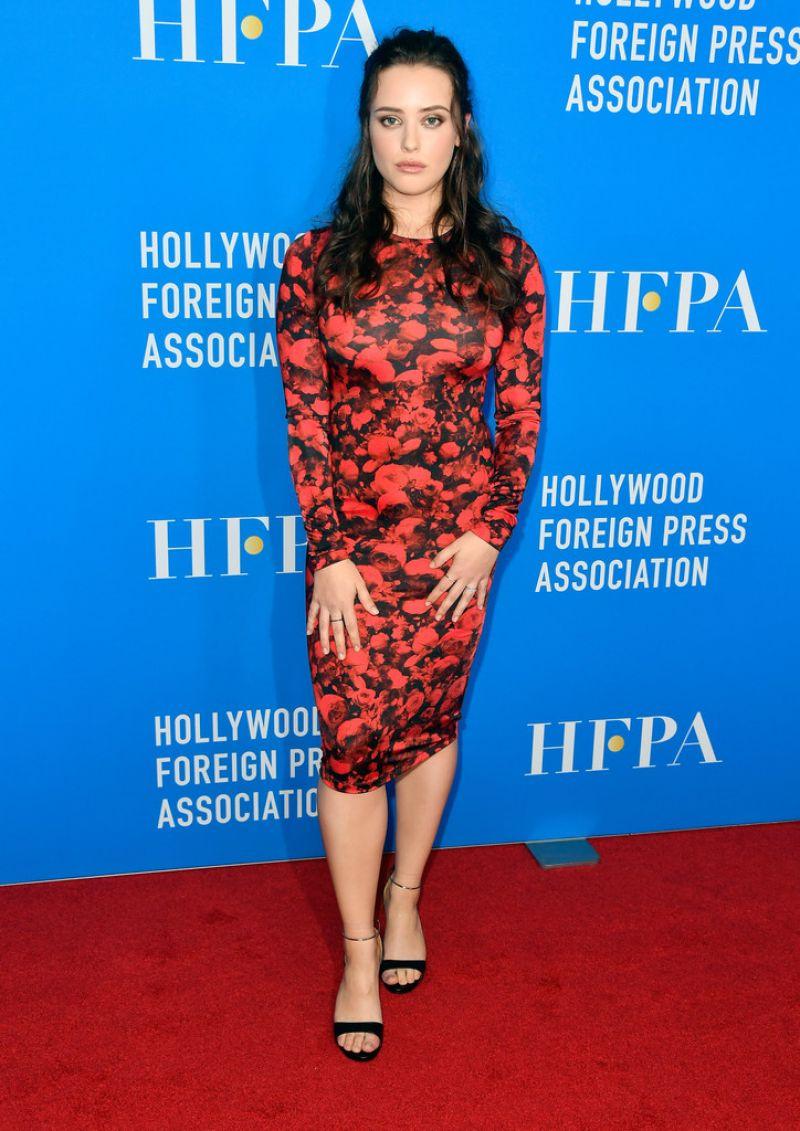 KATHERINE LANGFORD at HFPA