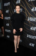 KATHERINE LANGFORD at Variety Power of Young Hollywood in Los Angeles 08/08/2017