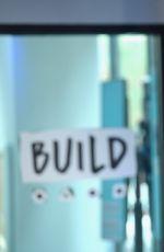 KATHERINE MCNAMARA at AOL Build Studios in New York 08/14/2017