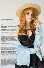 KATHERINE MCNAMARA in PopularTV Magazine, August 2017