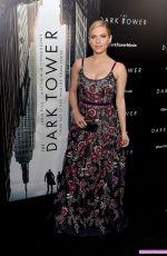 KATHERINE WINNICK at The Dark Tower Premiere in New York 07/31/2017