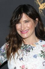 KATHRYN HAHN at Emmys Cocktail Reception in Los Angeles 08/22/2017