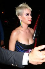 KATY PERRY at VMA After-party in Hollywood 08/27/2017