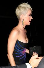 KATY PERRY at The Ugg x Jeremy Scott Collaboration Launch in West Hollywood 08/27/2017