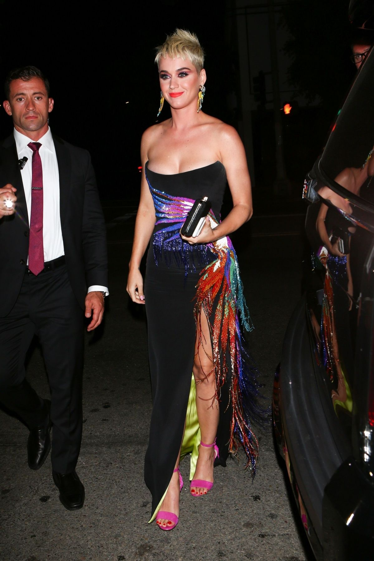 d56de9fb40d KATY PERRY at The Ugg x Jeremy Scott Collaboration Launch in West ...