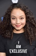 KAYLA MAISONET at The Lion King Sing-along in Los Angeles 08/05/2017