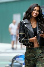 KELLY GALE at 2017 Victoria's Secret Fashion Show Casting in New York 08/21/2017