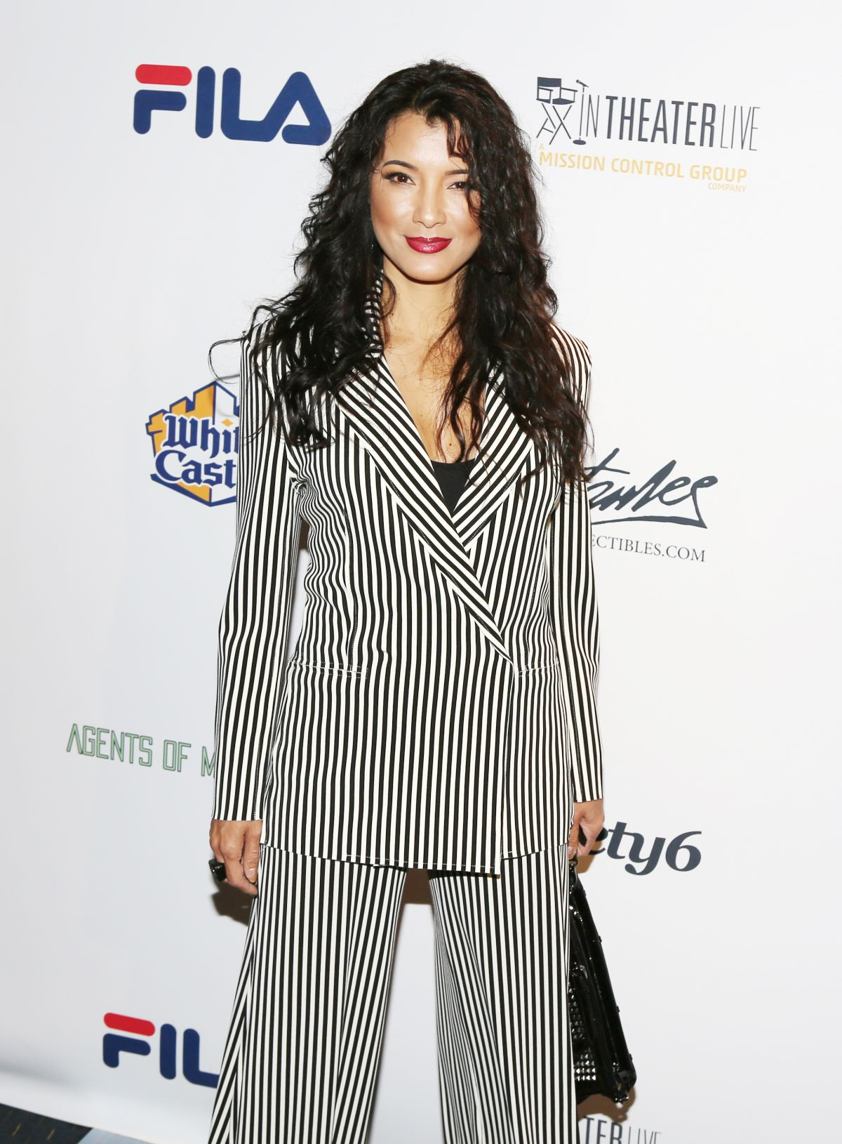 KELLY HU at Extraordinary: Stan Lee at Saban Theatre in Beverly Hills 08/22/2017