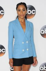 KELLY MCCREARY at Disney/ABC TCA Summer Tour in Beverly Hills 08/06/2017