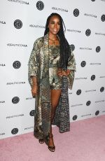 KELLY ROWLAND at 5th Annual Beautycon Festival in Los Angeles 08/12/2017