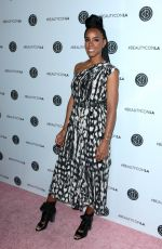 KELLY ROWLAND at Beautycon LA at LA Convention Center in Los Angeles 08/13/2017
