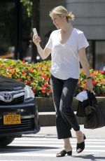 KELLY RUTHERFORD Out Shopping in New York 08/17/2017