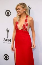 KELSEA ABALLERINI at 11th Annual ACM Honors in Nashville 08/23/2017