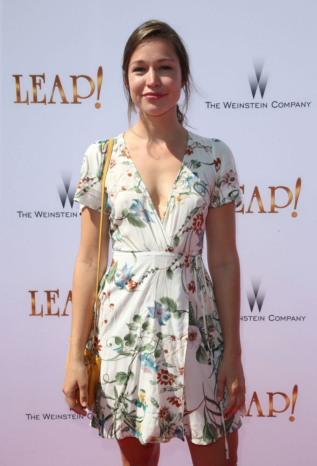KENDAL CHAPPELLL at Leap! Premiere in Los Angeles 08/19/2017