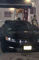 KENDALL JENNER and Blake Griffin at Craig