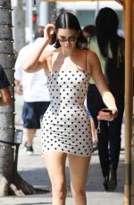 KENDALL JENNER at a Gas Station in Beverly Hills 08/23/2017