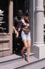 KENDALL JENNER Out in New York 07/31/2017
