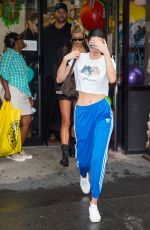 KENDALL JENNER Shopping at Baloon Saloon in New York 08/02/2017