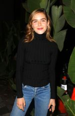KIERNAN SHIPKA at The Tings Secret Party Launch in West Hollywood 08/23/2017