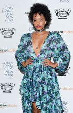 KIERSEY CLEMONS at The Only Living Boy in New York Premiere in New York 08/07/2017