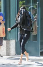 KIM KARDASHIAN Out and About in New York 08/19/2017