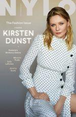 KIRSTEN DUNST in Nylon Magazine, September 2017