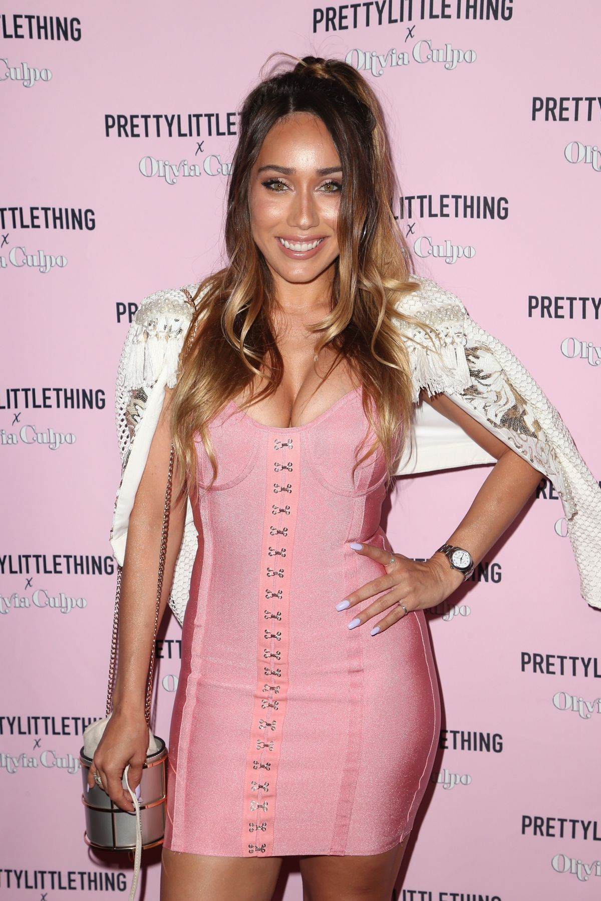 KORRINA RICO at The Prettylittlething x Olivia Culpo Launch in Hollywood 08/17/2017