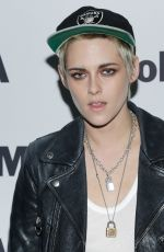 KRISTEN STEWART at Come Swim Screening at Moma in New York 08/30/2017