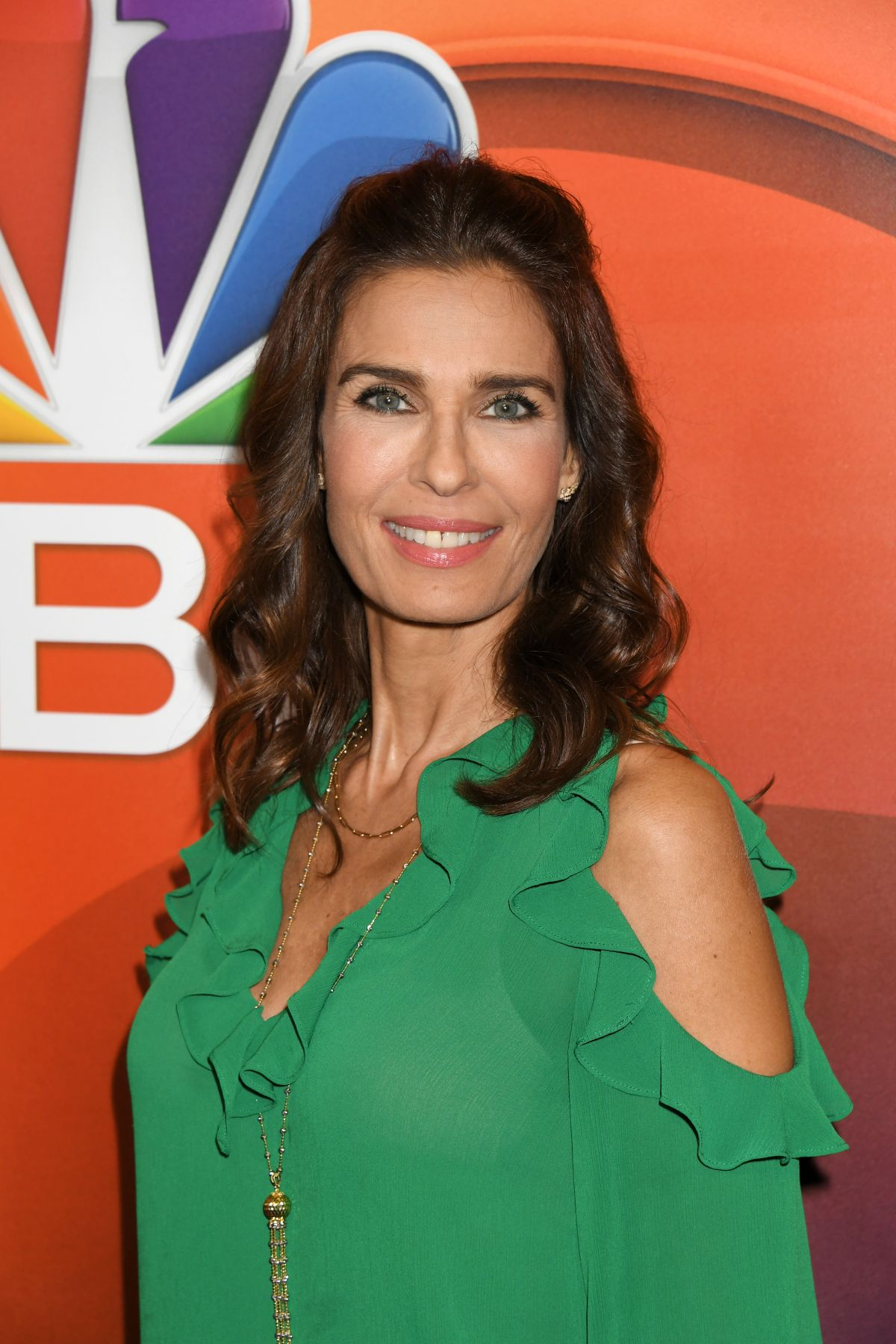 KRISTIAN ALFONSO at NBC Summer TCA Press Tour in Los Angeles 08/03/2017