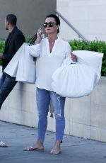 KYLE RICHARDS Out and About in Beverly Hills 08/09/2017