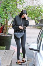 KYLIE JENNER Out and About in Los Angeles 08/15/2017