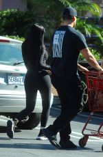 KYLIE JENNER Out for Grocery Shopping in Los Angeles 08/28/2017