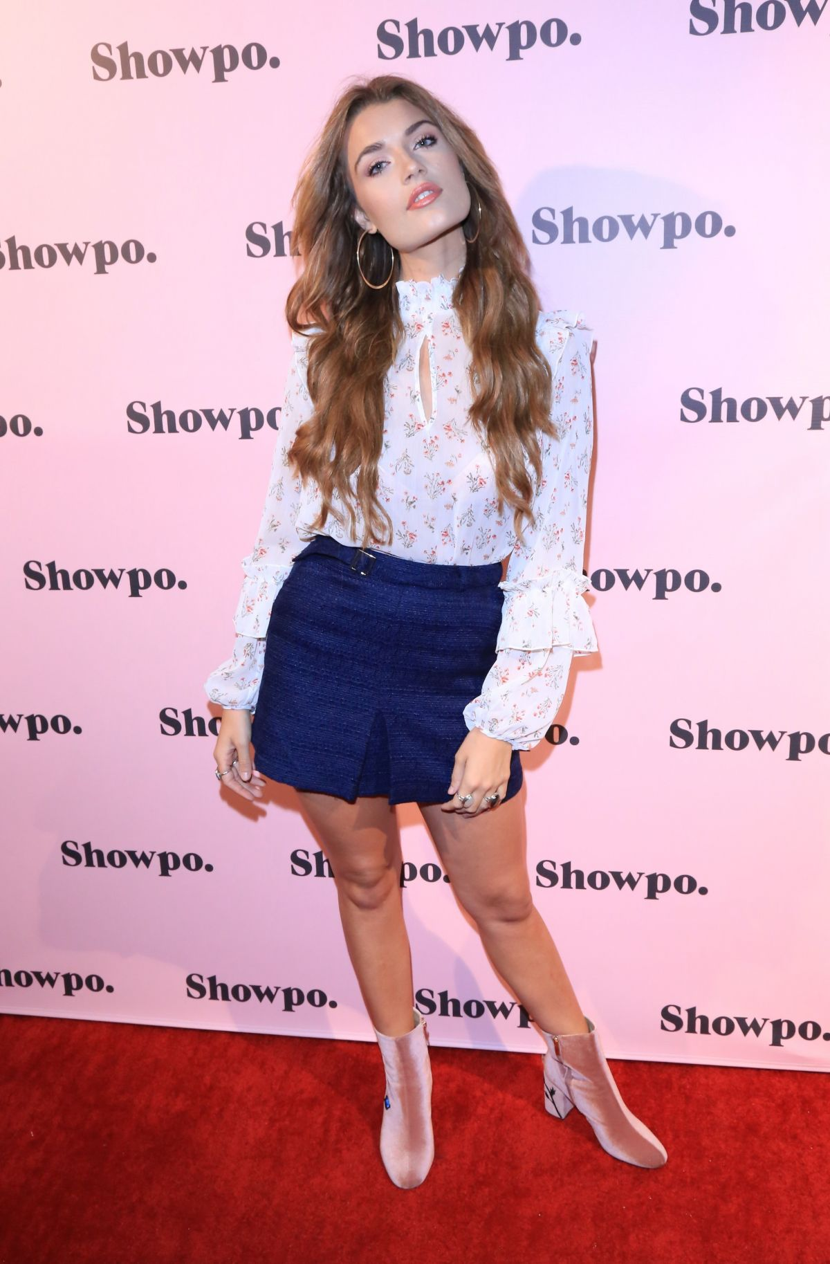 LACEY ROGERS at Showpo US Launch Party in Los Angeles 08/24/2017