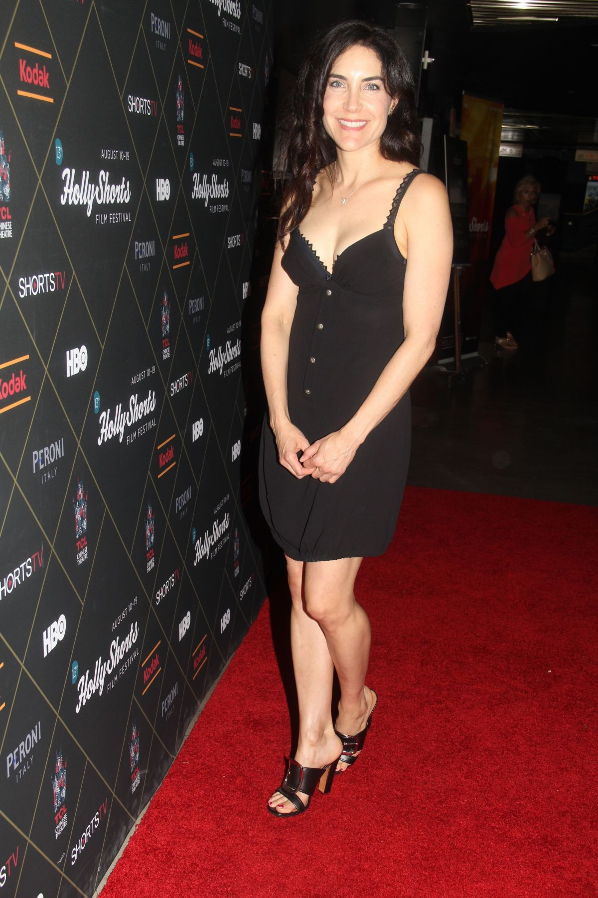 LAHNA TURNER at This is Meg Screening at Hollyshorts Film Festiva in Los Angeles 08/19/2017