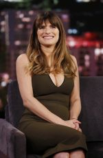 LAKE BELL at Jimmy Kimmel Live in Hollywood 08/16/2017