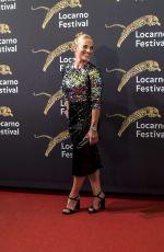 LARA GUT at 70th Locarno Festival in Locarno 08/04/2017