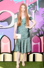 LARSEN THOMPSON at Beautycon Festival Weekend Revlon Kick-off Brunch in Los Angeles 08/11/2017