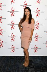 LAUR ALLEN at Young and Restless Fan Event in Burbank 08/20/2017