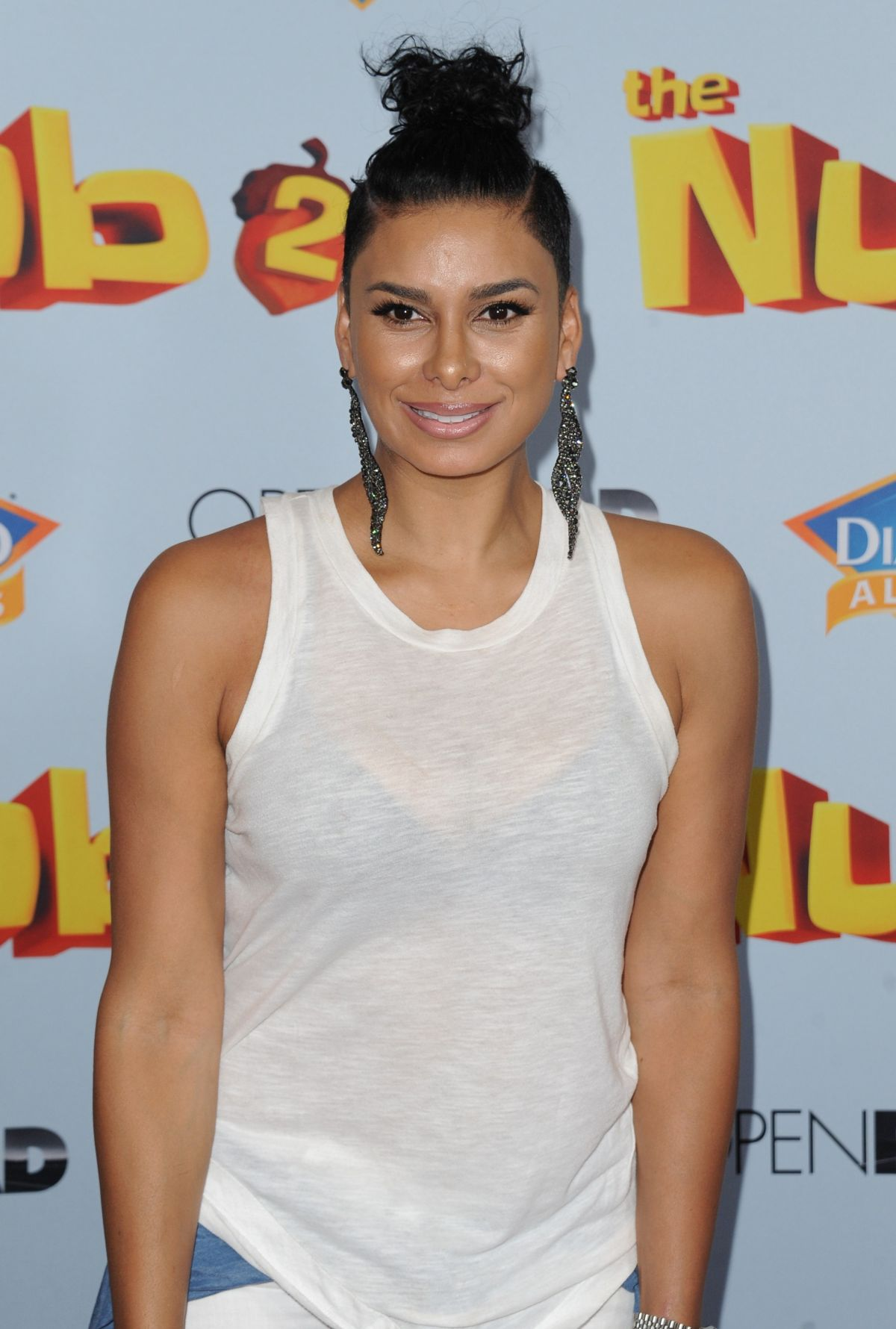 Laura Govan At The Nut Job 2 Nutty By Nature Premiere In Los Angeles 08