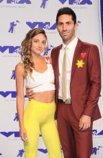 LAURA PERLONGO at 2017 MTV Video Music Awards in Los Angeles 08/27/2017
