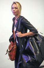 LAURA VANDERVOORT Arrives at Airport in Vancouver 08/07/2017
